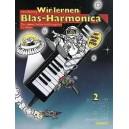Enzberg, Hans - Wir lernen Blas-Harmonica Band 2