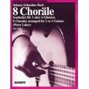 Bach, Johann Sebastian - 8 Chorales