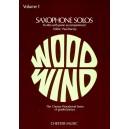 Saxophone Solos Volume 1 (Alto Saxophone) - 0