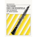 Koch, Rolf Julius - The technique of oboe playing