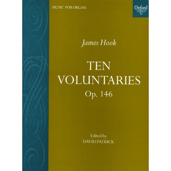 Ten Voluntaries Op.146 - Hook, James