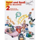 Heyens, Gudrun / Engel, Gerhard / Huenteler, Konrad / Linde, Hans-Martin - Fun and Games with the Recorder Band 2