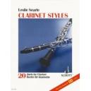 Searle, Leslie - Clarinet Styles