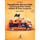 Emonts, Fritz - The European Piano Method   Band 1