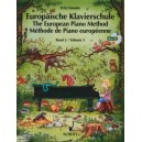Emonts, Fritz - The European Piano Method   Band 2