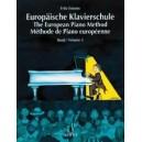 Emonts, Fritz - The European Piano Method   Band 3