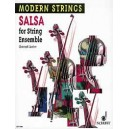Luescher, Christoph - Salsa for String Ensemble