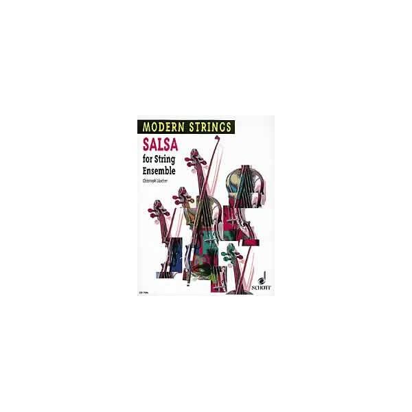 Luescher, Christoph - Salsa for String Ensemble