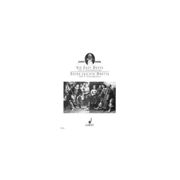 Hook, James - Six Easy Duets op. 58