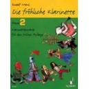 Mauz, Rudolf - Die fröhliche Klarinette   Band 2