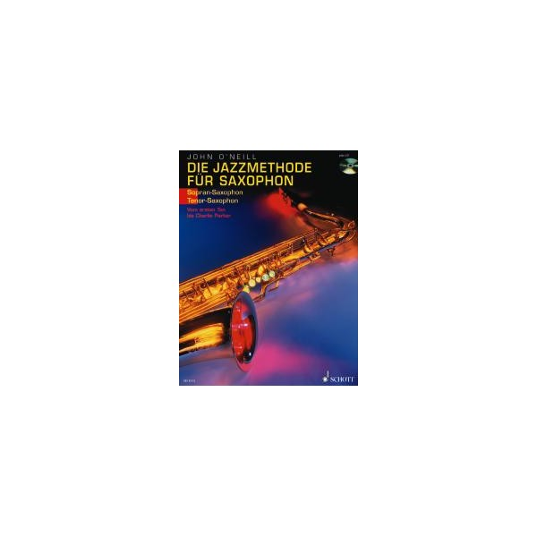 ONeill, John - The Jazz Method for Saxophone   Band 1
