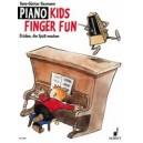 Piano Kids Finger Fun - Enjoyable studies