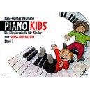 Heumann, Hans-Günter - Piano Kids   Band 1 + Aktionsbuch 1