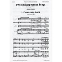 John Hind: Two Shakespearean Songs - Shakespeare, William (Lyricist)