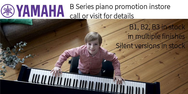 Forsyth and Yamaha Pianos