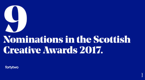 Scottish Creative Awards Lin