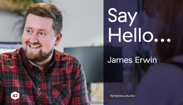 James Erwin Hello