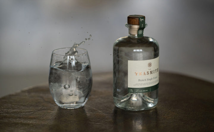 The Teasmith Gin - Broich Single Estate hero image