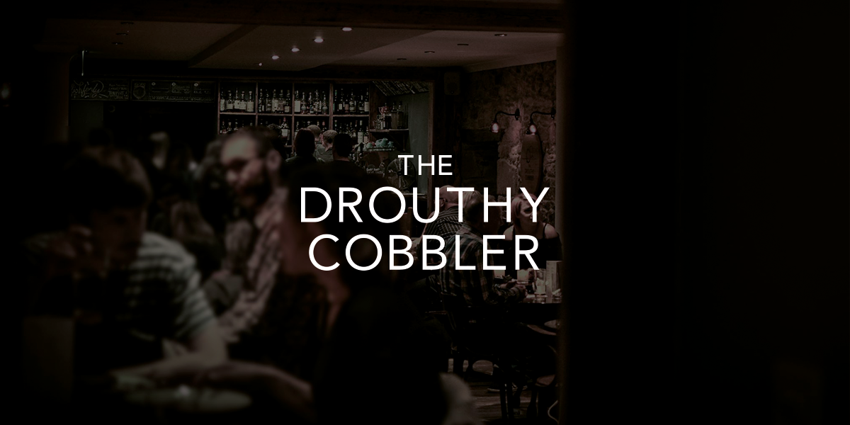 Drouthy Cobbler Header