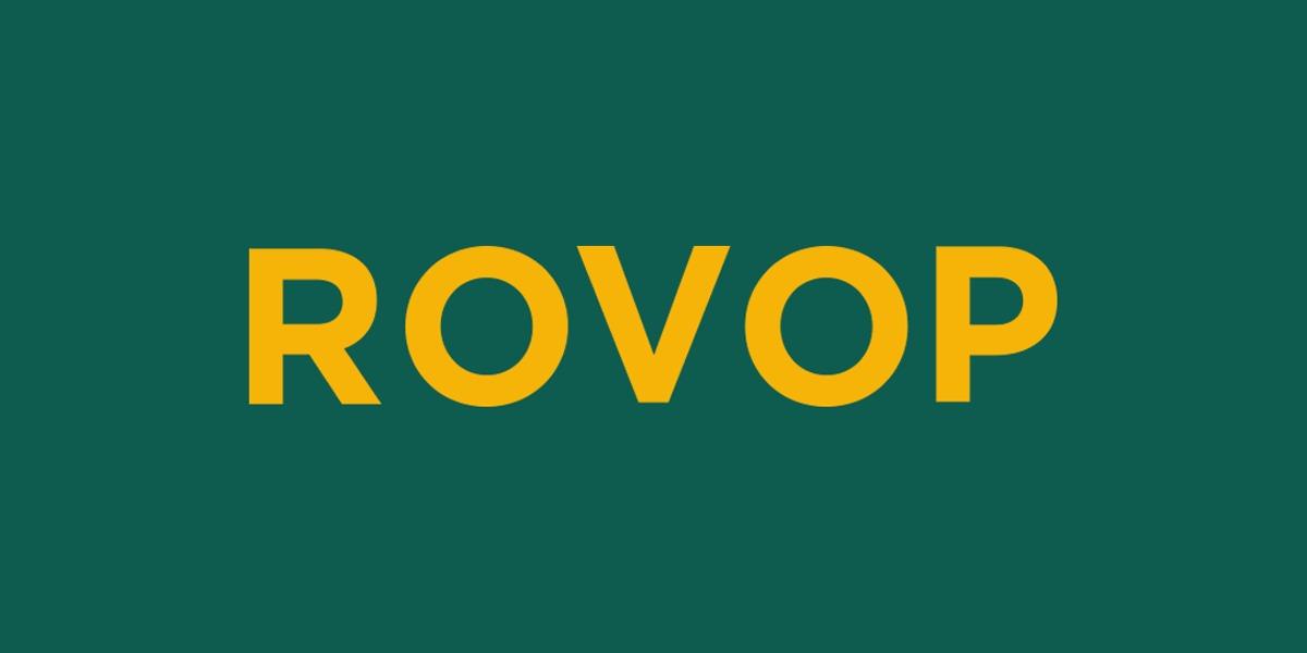 Rovop Logo Gif