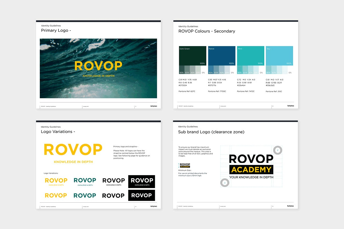 Rovop Guidlines