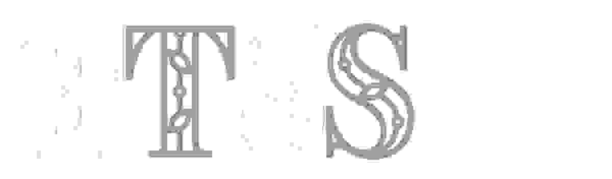 Teasmith Display Glyphs