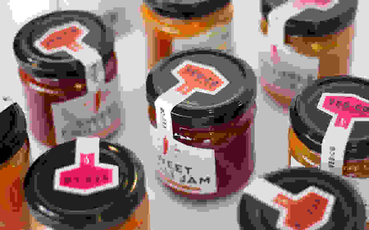 Veg Co Jars