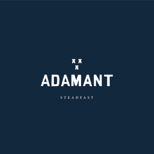 Adamant Clothing hero image