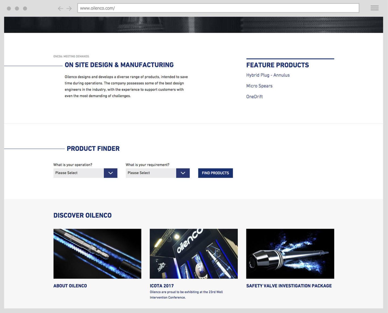 Browswer Modules Oilenco Fortytwo Studio