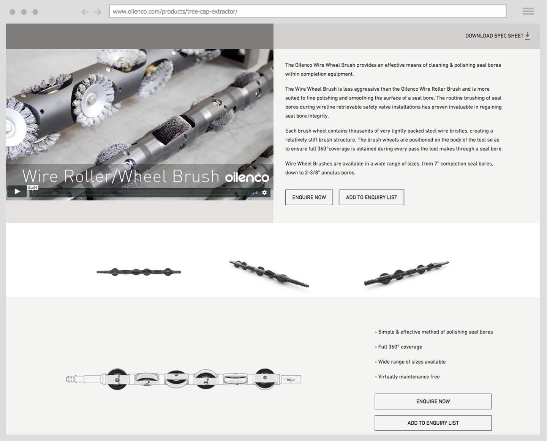Browswer Wirebrush Oilenco Fortytwo Studio