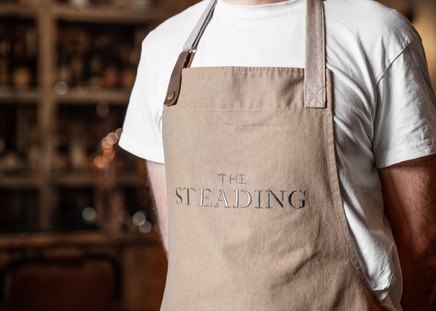 Forty Two Studio Lonach Steading Apron