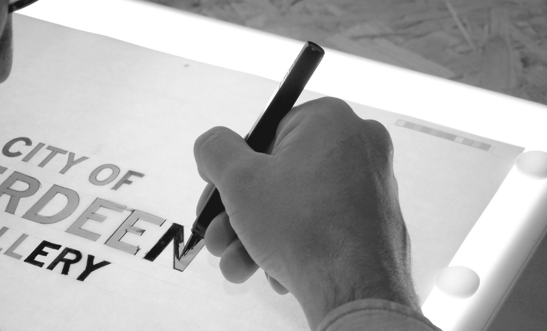 Fortytwo studioi typography Lightbox