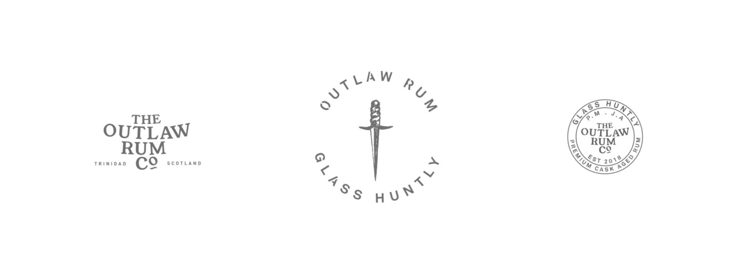Outlaw Rum B Rand Identity Group 3 copy