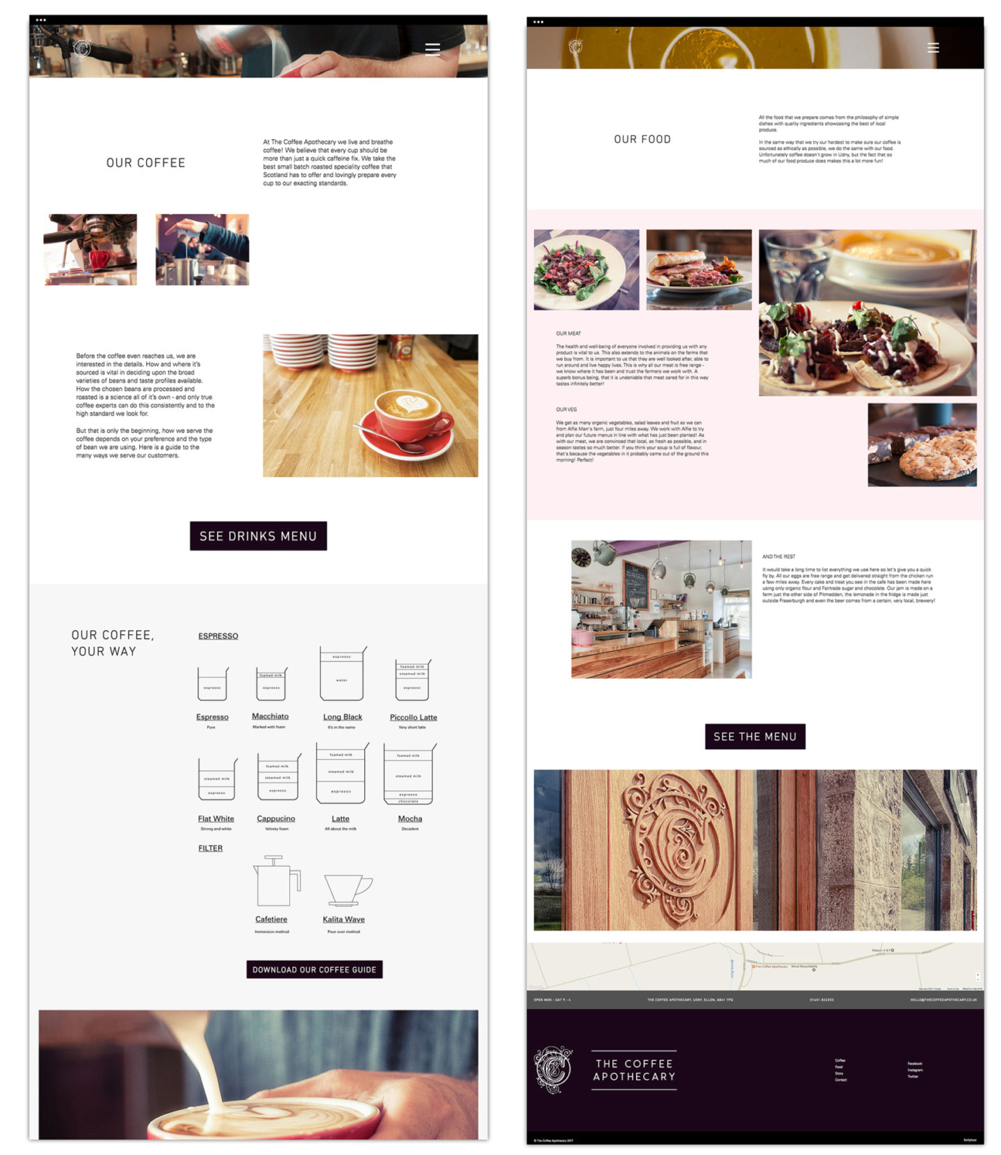 Screens Fullpages