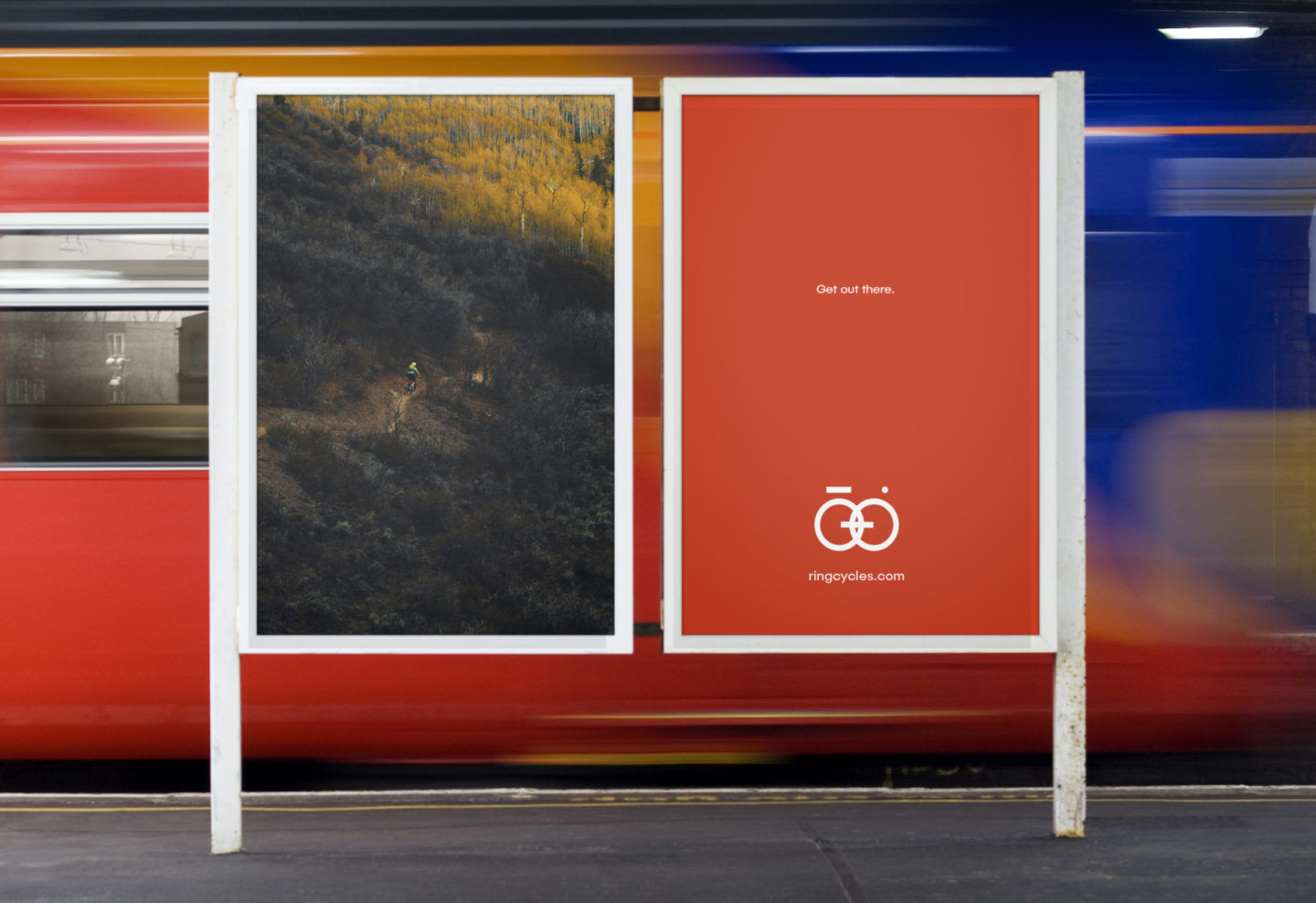 Posters Trainstation