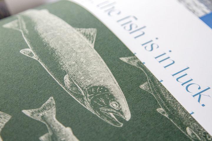 Aberdeen City Council Book Fish