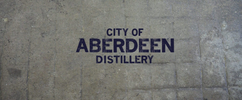 City of Aberdeen Distillery hero image
