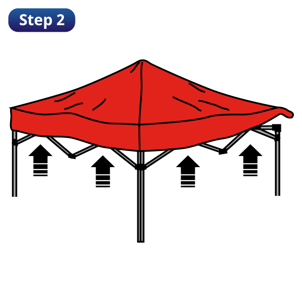 Gazebo-Assembly-Step-2