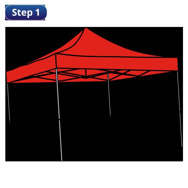 Gazebo-Dismantle-Step-1