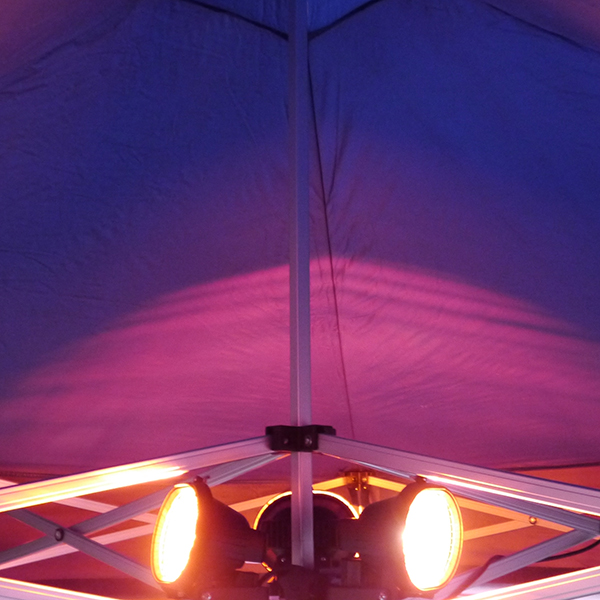 Infared Halogen Gazebo Heater