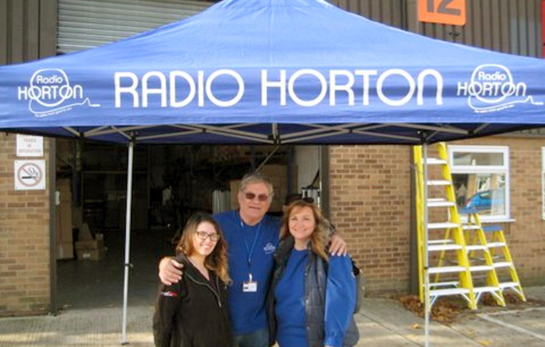 Radio Horton Gazebo
