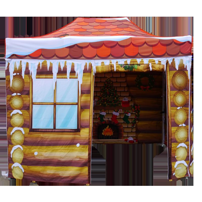Santa's Grotto Pop up Gazebo