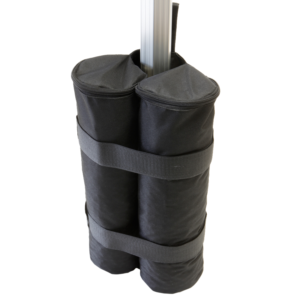 Sand Bags (Set of 4) Leg Weights | Gazeboshop