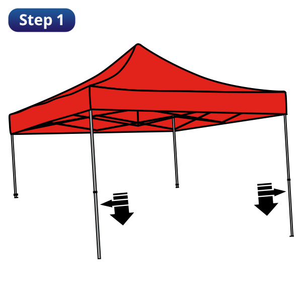 How To Put Up A Gazebo | Gazeboshop