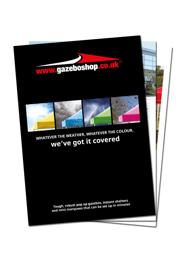 Gazeboshop Brochure