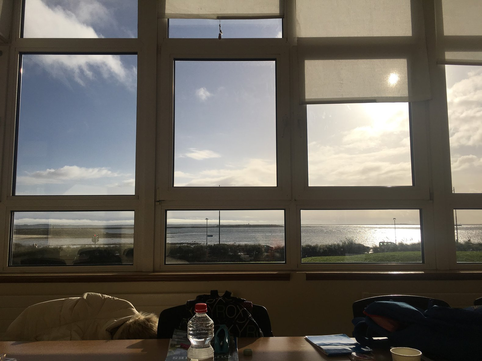 View from the classroom