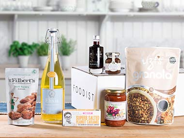 Foodist Gourmet-Box im Abo