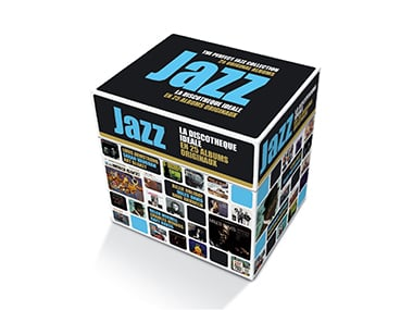 Perfect Jazz Collection, 25 Alben Box-Set