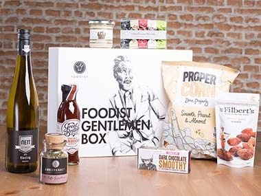 Foodist Gentlemen Box