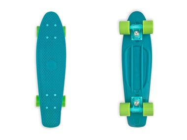 MILLER Longboard 'Baby Old Is Cool', Blau